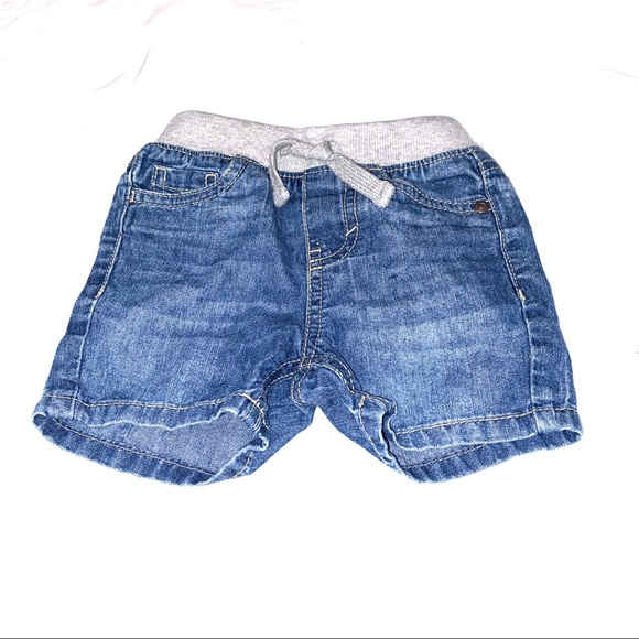 Toughskins Boys Short Blue Size 18 Months